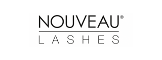"Icon of text ""Nouveau Lashes"""