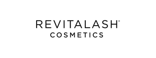 "Icon of text ""Revitalash Cosmetics"""